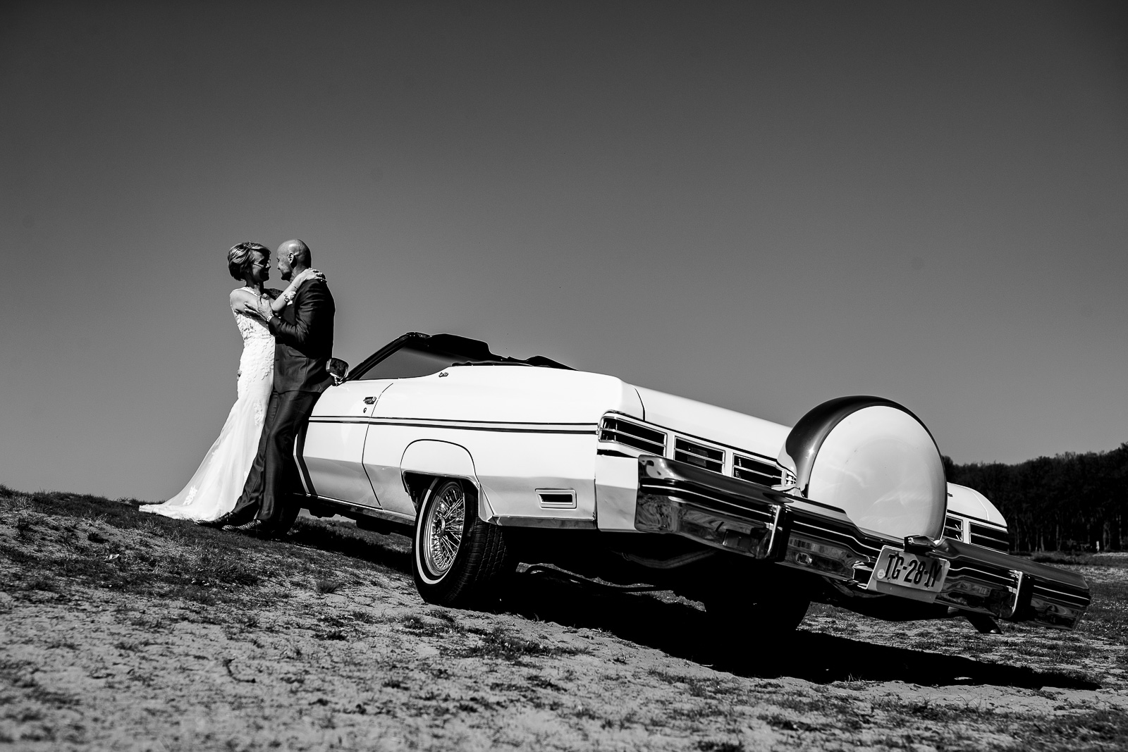 Bruidsfotograaf | Ede | John & Jacolien