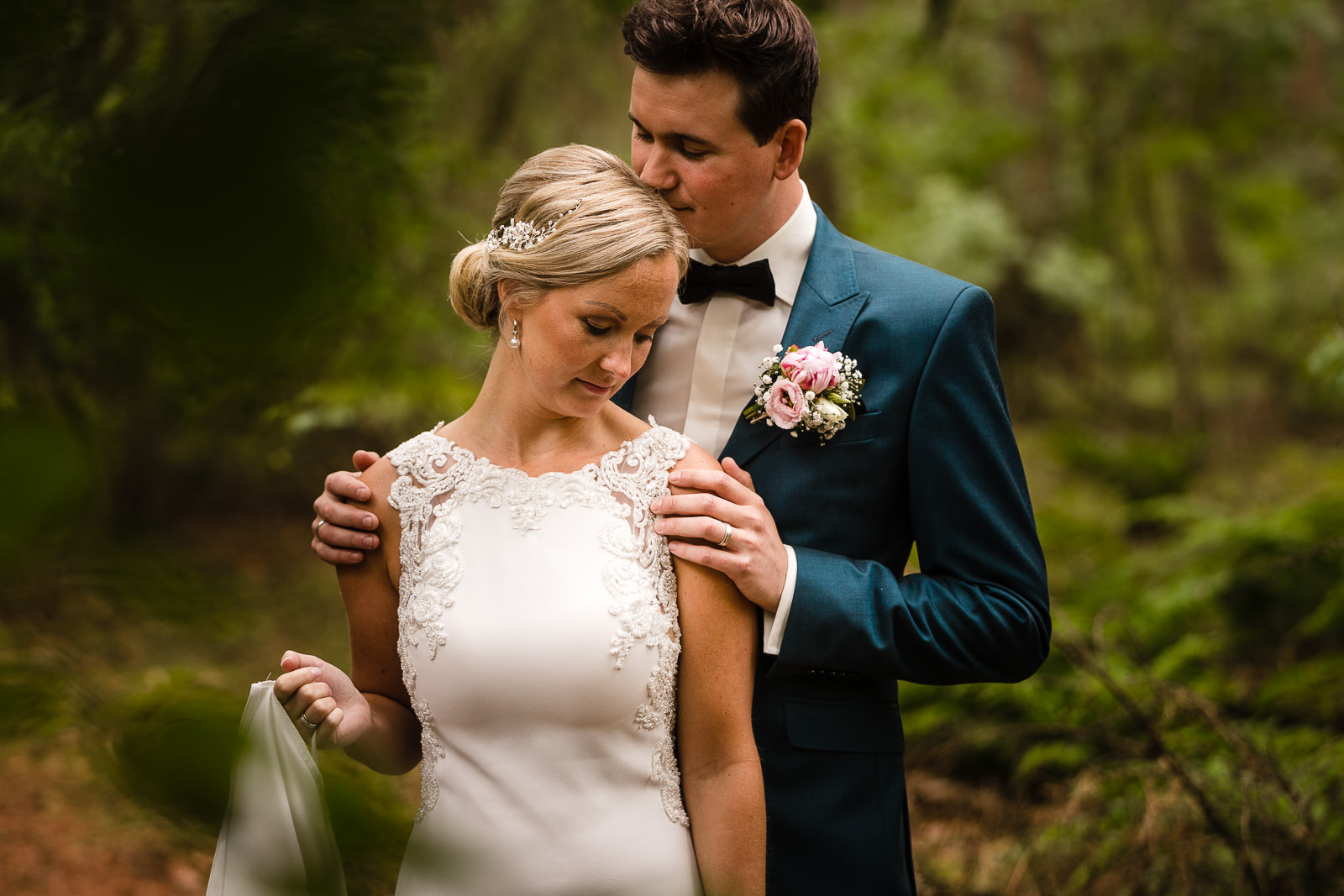Bruidsfotograaf Lunteren | Brigitta & Stephan