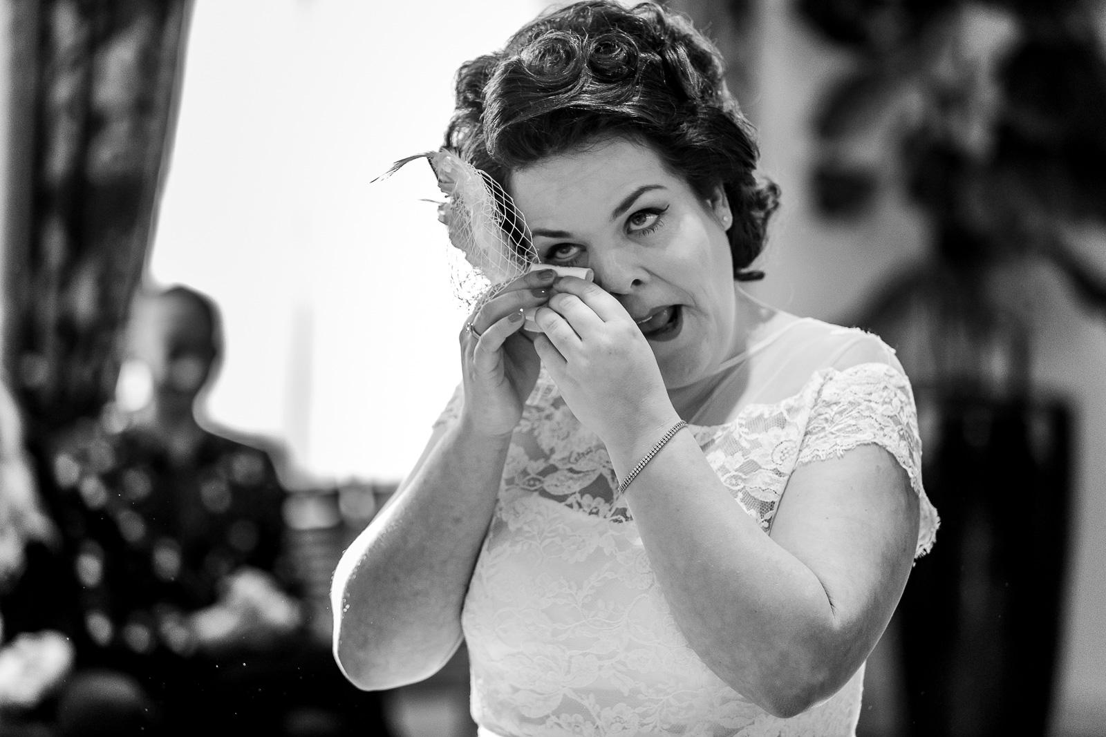 Bruidsfotografie 50's wedding   Marco & Jorieke