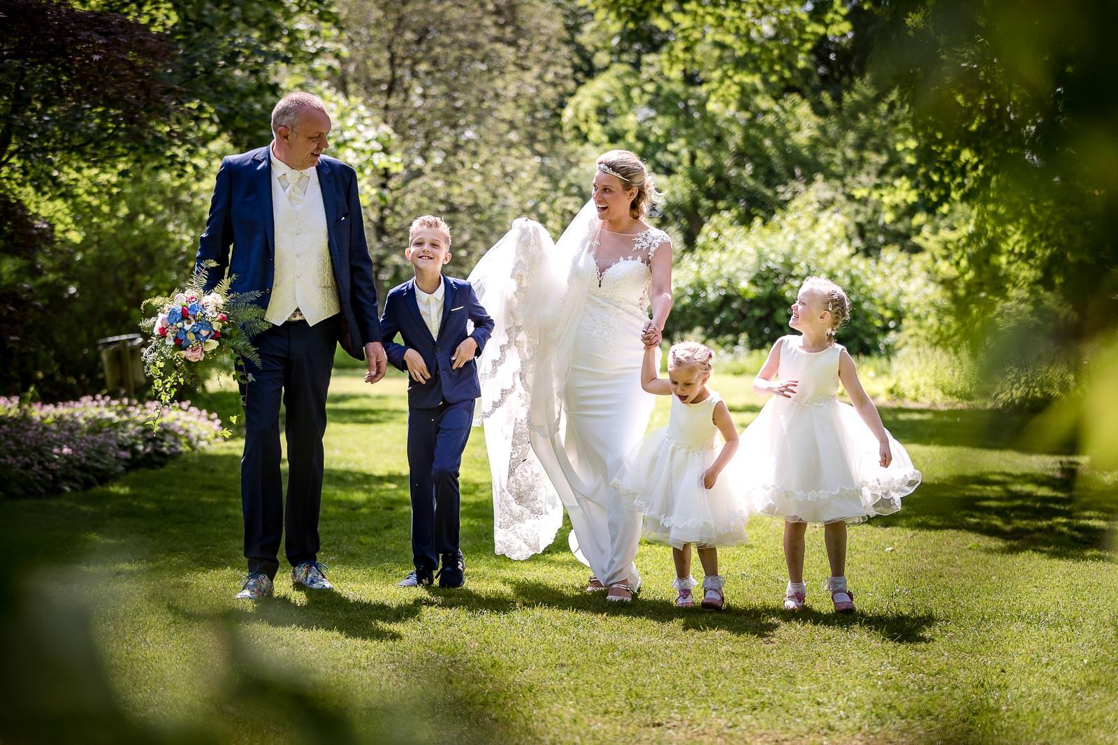 Bruidsfotografie in Ede   Onno & Truus