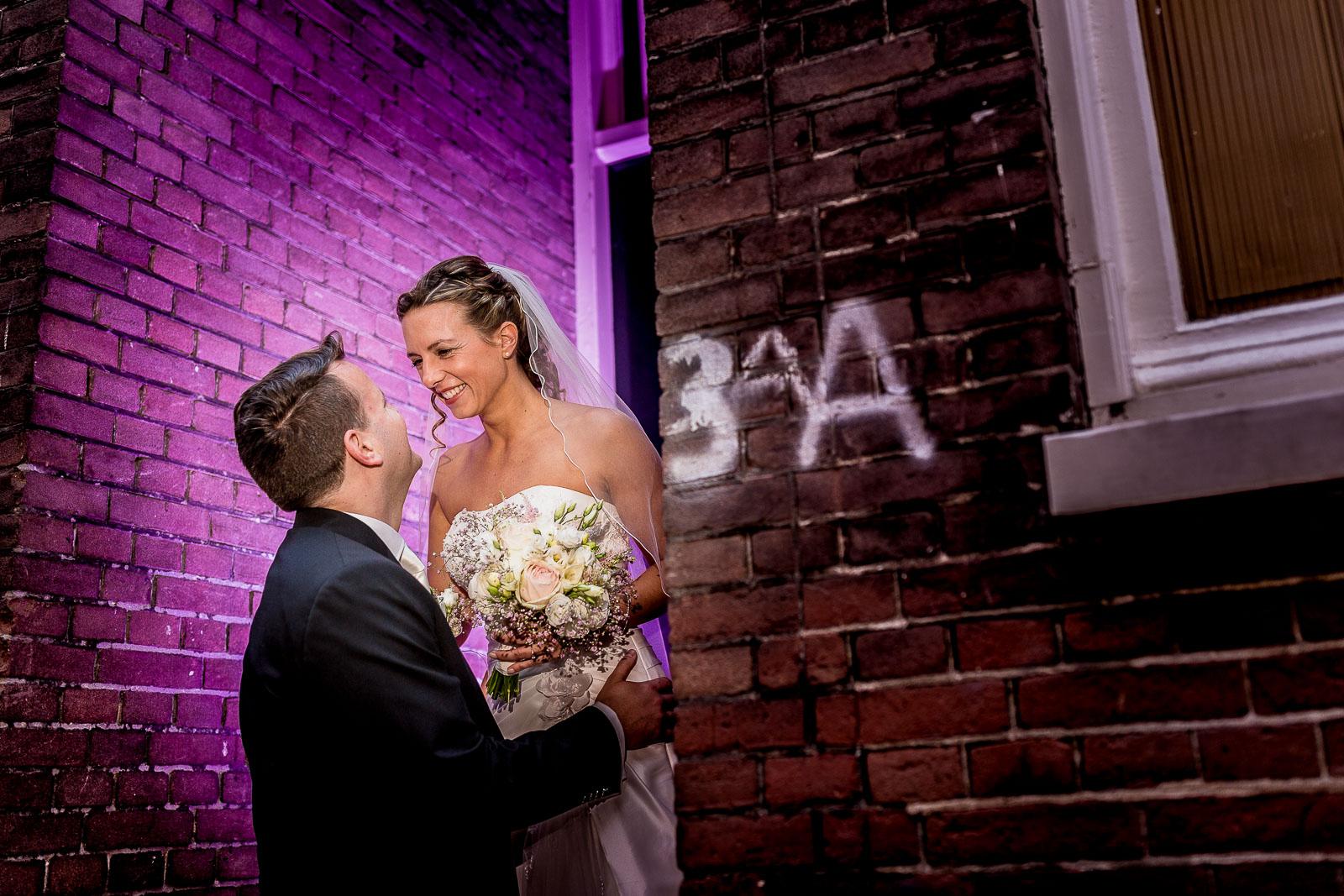 Huwelijksfotograaf Allemansgeest Leiden   RJ & M