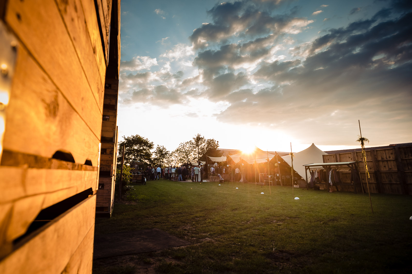 Preview Festival Bruiloft | Nikkie & Jeroen | Maurik