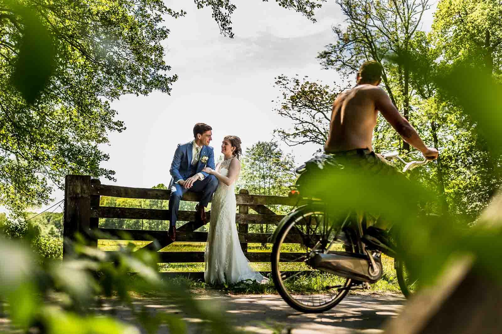 Preview bruidsfotograaf | Lunteren | Fred & Anne